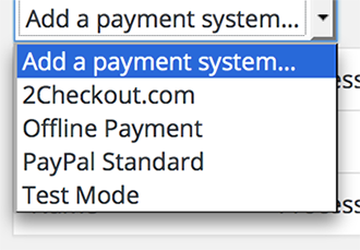 default payment options shopp